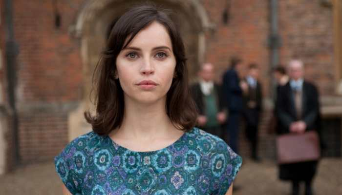 Felicity Jones pregnant with her first child: Report