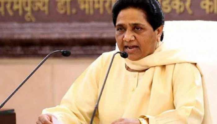 UP and Delhi Police should take inspiration from Telangana cops: Mayawati on Hyderabad encounter
