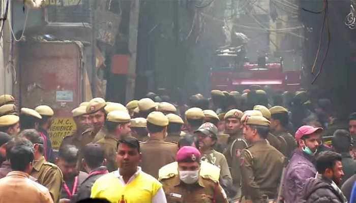 Plea in Delhi High Court seeks judicial inquiry, CBI probe into Delhi fire