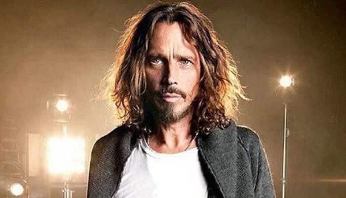 Chris Cornell's widow sues Soundgarden