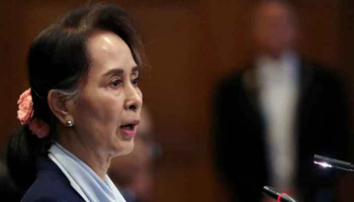 Genocide case brought against Myanmar 'misleading', says Suu Kyi