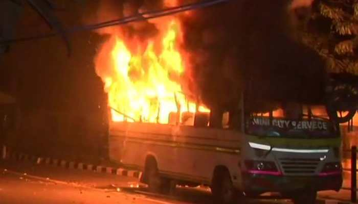 Indefinite curfew imposed in Assam's Guwahati amid violent protests over Citizenship Amendment Bill