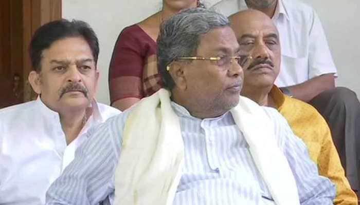 Former Karnataka CM Siddaramaiah admitted due to chest pain