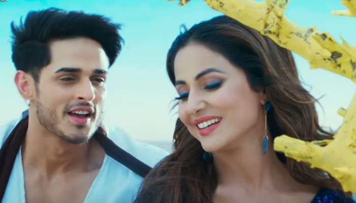 Hina Khan-Priyank Sharma's reel chemistry in 'Raanjhana' song by Arijit Singh is unmissable—Watch
