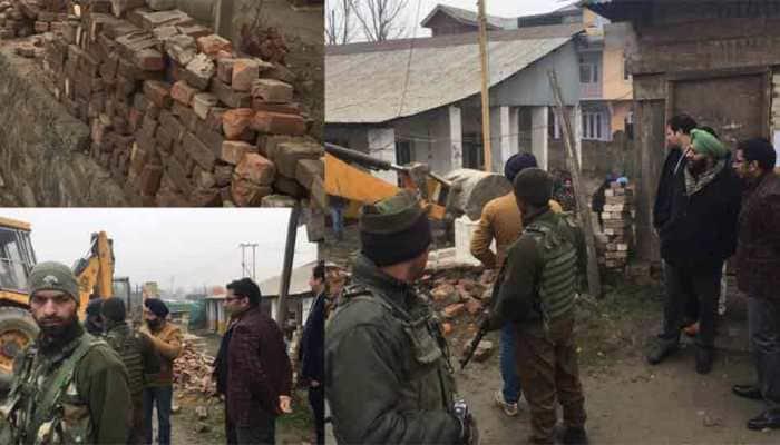 72-year-old Kashmir Gurdwara makes way for Srinagar-Baramulla National Highway