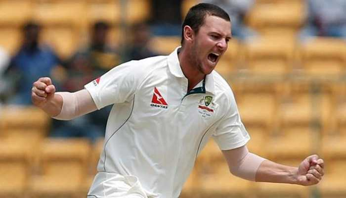 Hamstring strain rules Josh Hazlewood out of Perth Test