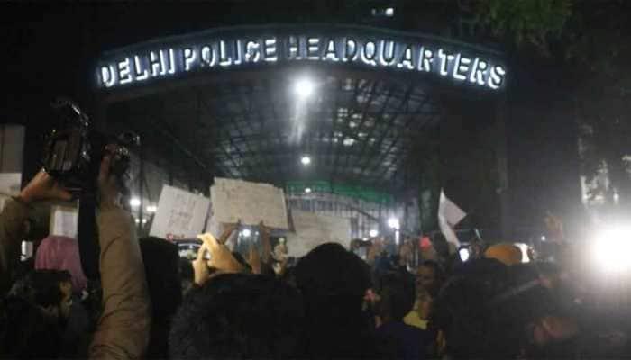 Detained Jamia Milia Islamia students released, protest outside Delhi Police HQ ends