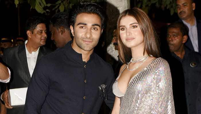 Tara Sutaria-Aadar Jain confirm their relationship- See inside
