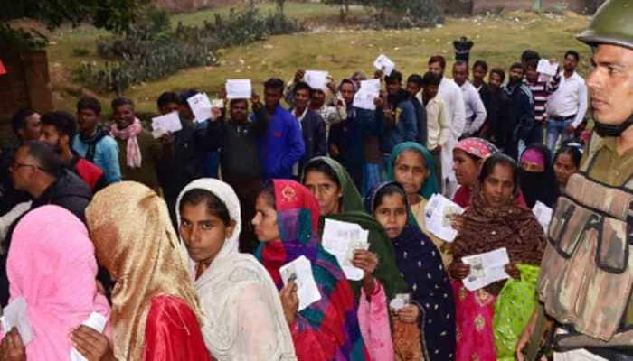 Jharkhand assembly election: Voting ends in the fourth phase, 62.46%  turnout recorded