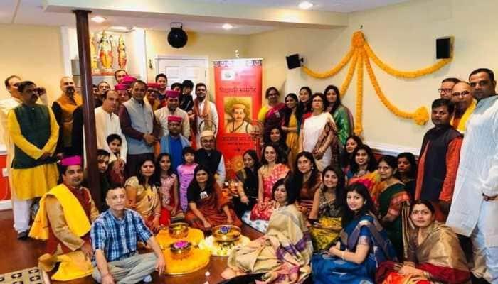 Maithili speaking community celebrates 'Vidyapati Samaroh' in North America