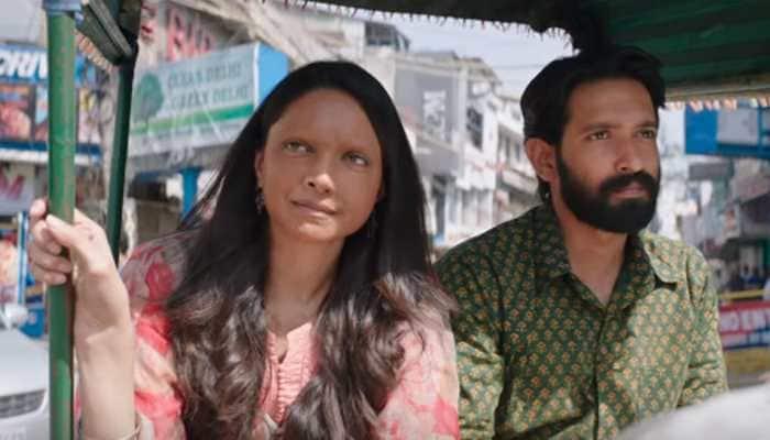 Nok Jhok song from Chhapaak taps Deepika Padukone-Vikrant Massey's reel chemistry—Watch