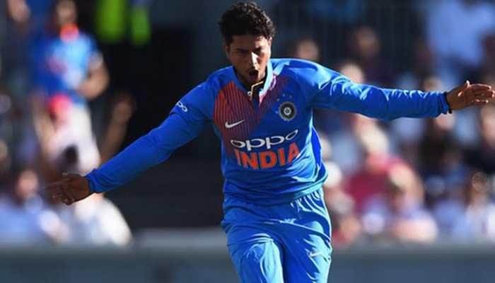 Kuldeep Yadav becomes 1st Indian to take two hat-tricks in international cricket