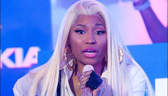 Nicki Minaj urges rappers to be less political in lyrics