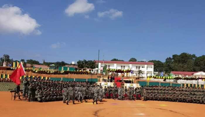 Indo-China joint military exercise Hand-in-Hand-2019 concludes in Meghalaya