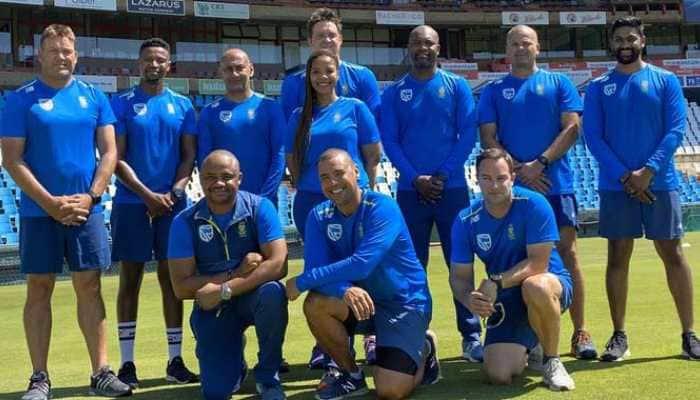 Paul Harris to assist Keshav Maharaj ahead of England Tests
