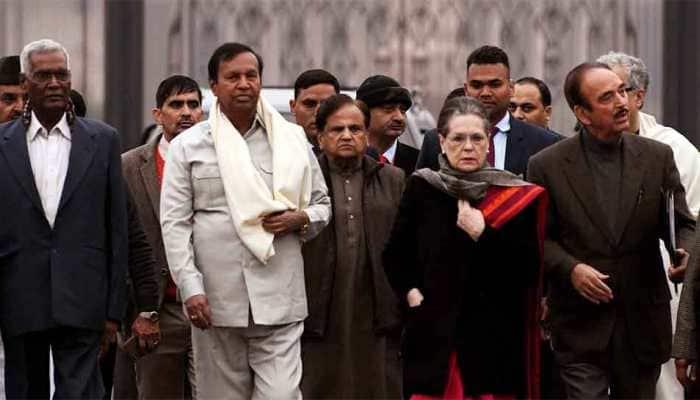 Anti-Citizenship protests: Sonia, Rahul Gandhi to lead Congress dharna at Delhi's Raj Ghat on Dec 22