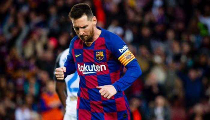 La Liga: Lionel Messi's 50th dazzler of 2019 helps Barcelona thrash Alaves