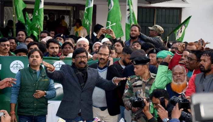 Five challenges before JMM-Congress- RJD coalition government in Jharkhand