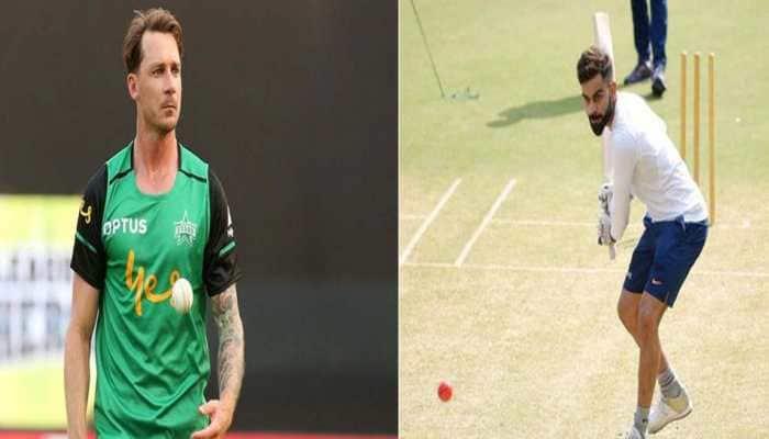 Virat Kohli among three favourite batsmen of Dale Steyn