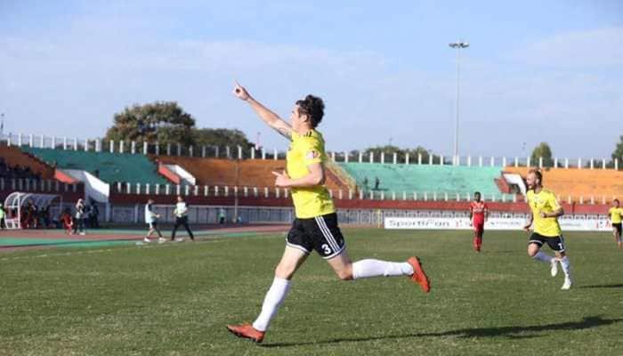 I-League: Real Kashmir register first win of season