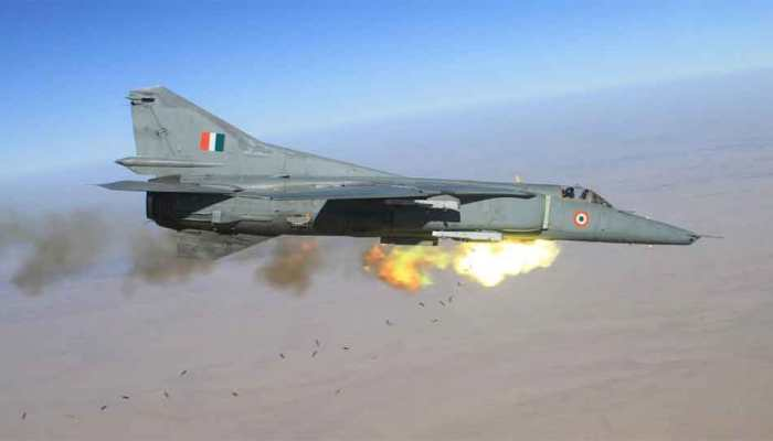 IAF's 'Kargil star' MiG-27 fighters to fly one last time on December 27