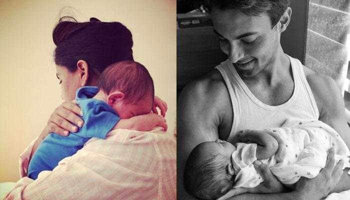 Arpita Khan-Aayush Sharma blessed with a baby girl