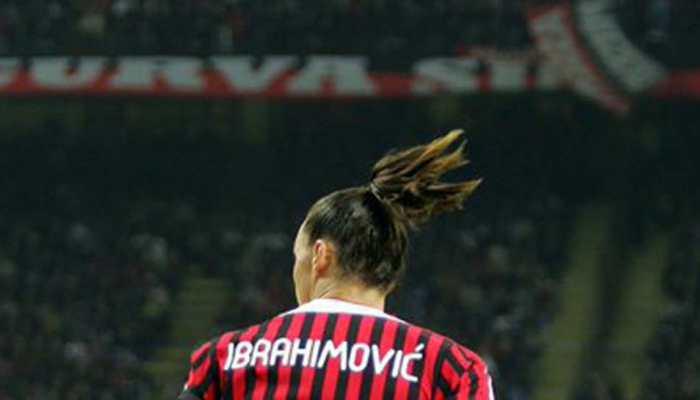 Zlatan Ibrahimovic rejoins AC Milan on six-month deal