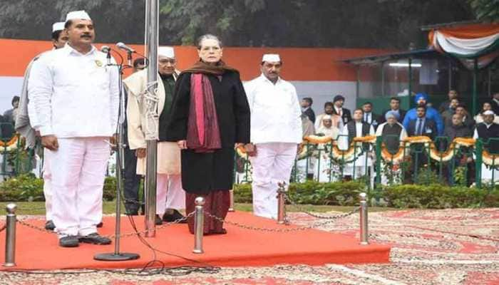 Save Constitution, save India: Congress to take out flag marches against CAA on 134th foundation day