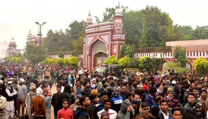 Aligarh University violence: Case registered against 1,000 unidentified varsity students