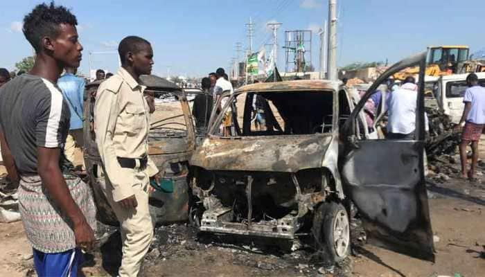 Somalia: 25 killed, several injured in suicide blast in Mogadishu
