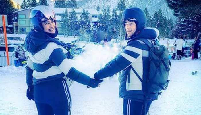Priyanka Chopra-Nick Jonas's snow adventure will make you want to hit the mountains