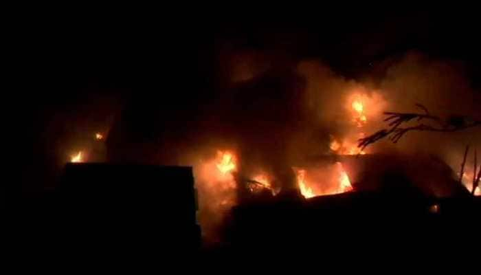 Three arrested in connection with Mumbai's fire