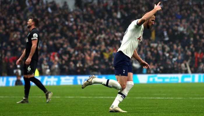 EPL: Harry Kane penalty earns Tottenham Hotspur 2-2 draw against Norwich City