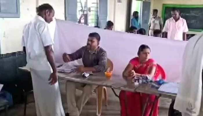 Tamil Nadu: Voting underway for second phase of local body polls in Madurai