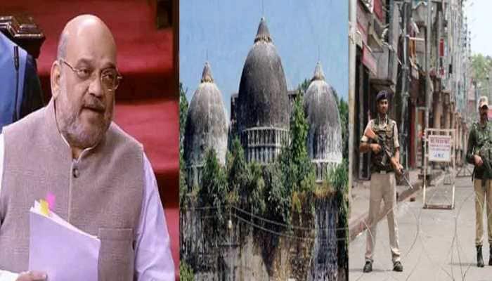 2019, a year of big developments - Ayodhya verdict, Balakot strikes, enactment of CAA and many more