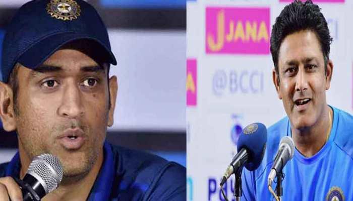 IPL performance will decide MS Dhoni's WT20 chances: Anil Kumble