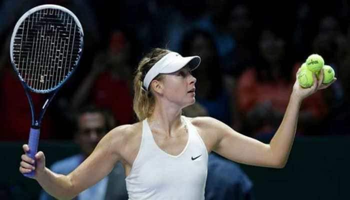 Maria Sharapova to open 2020 campaign at Brisbane International
