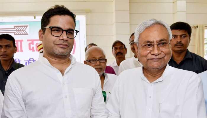 JD(U)'s Prashant Kishor takes jibe at Sushil Modi, cites 2015 assembly results