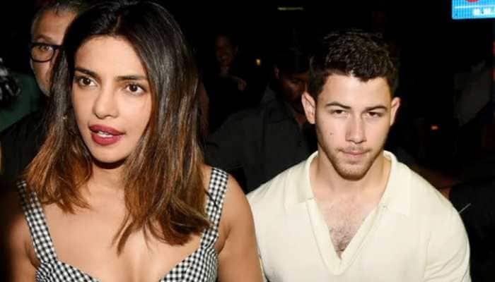 Priyanka, Nick Jonas ring in New Year with a kiss