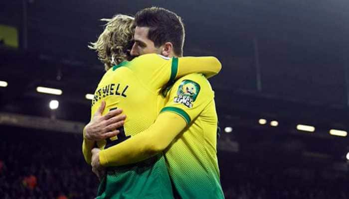 EPL: Connor Wickham's late goal helps Crystal Palace settle for 1-1 draw against Norwich City