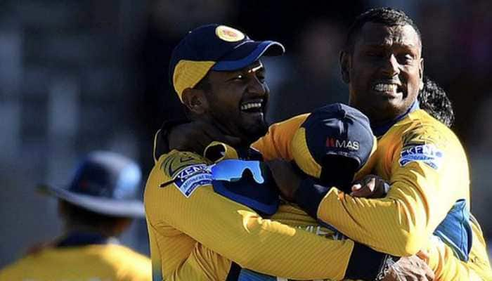 Angelo Mathews recalled in Sri Lanka T20I squad for India series