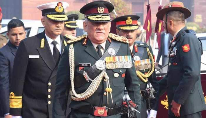 Chief of Defence Staff General Bipin Rawat proposes plan to create Air Defence Command