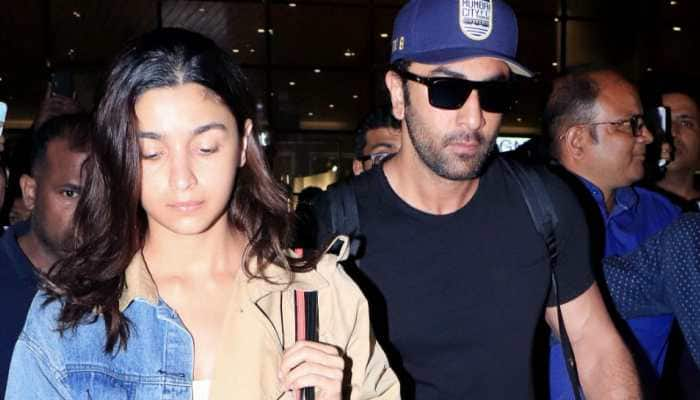 Alia Bhatt, Ranbir Kapoor return to Mumbai after New Year-special vacation - See pics