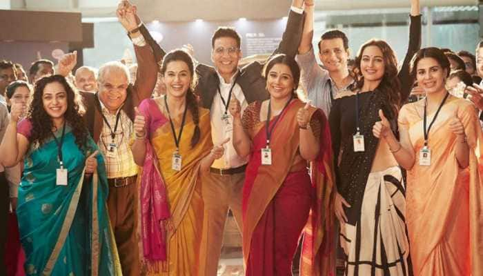 Akshay Kumar, Vidya Balan's 'Mission Mangal' gets theatrical release in Hong Kong
