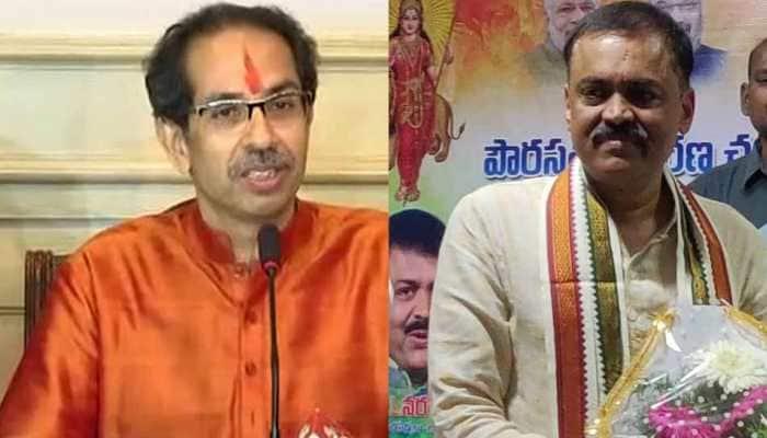 Remove Thackeray, add Gandhi or Jinnah to your name: BJP MP GVL Narasimha Rao attacks Uddhav over silence on Congress' anti-Savarkar book