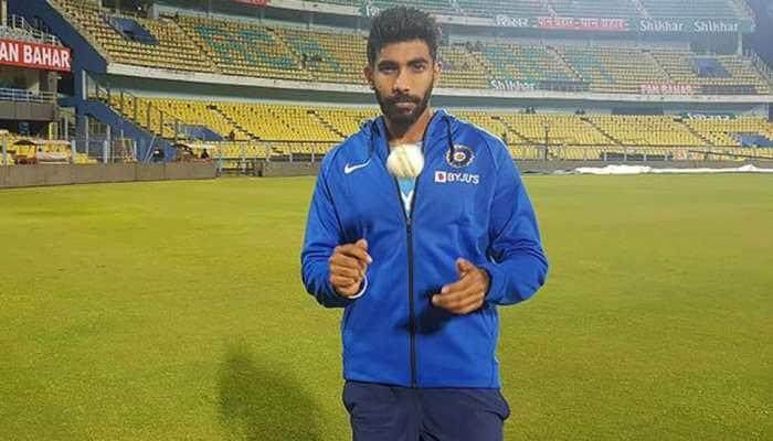 Jasprit Bumrah seen in full tilt at nets ahead of Sri Lanka T20Is