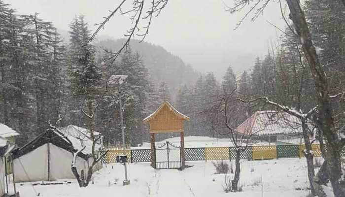 Tiger Hill, parts of North-East receive fresh snowfall
