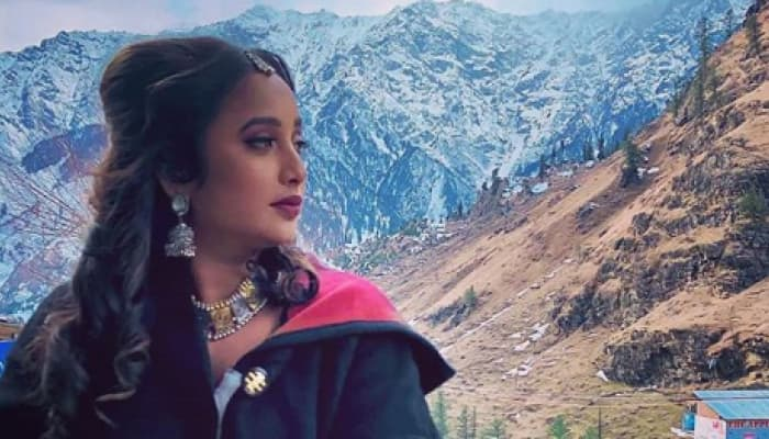 Rani Chatterjee holidays in Manali, shares droolworthy pics