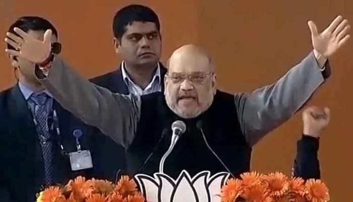Rahul Gandhi, Priyanka Gandhi instigated riots by supporting anti-CAA drive: Amit Shah