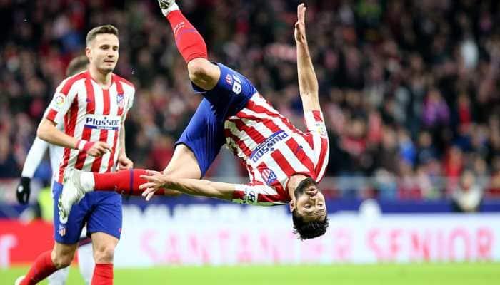 La Liga: Quick-fire goals against Levante take Atletico Madrid up to third